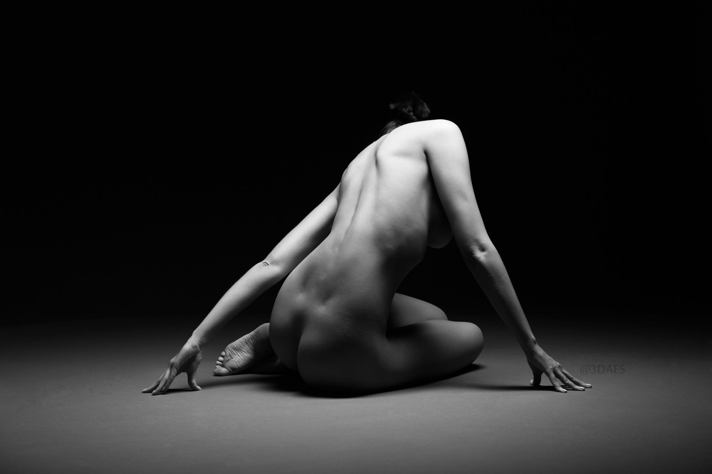 Olga Kaminska Art nude