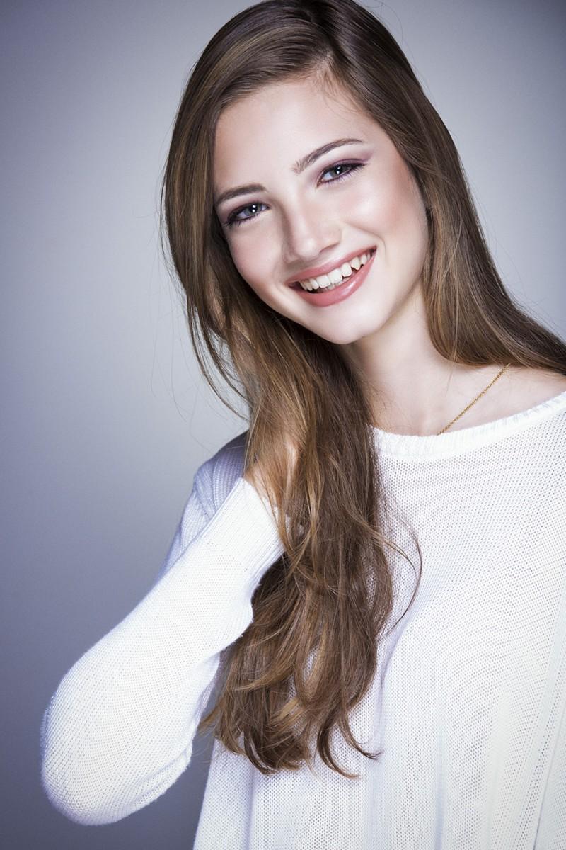 Elina Gorbasheva Model Portfolio