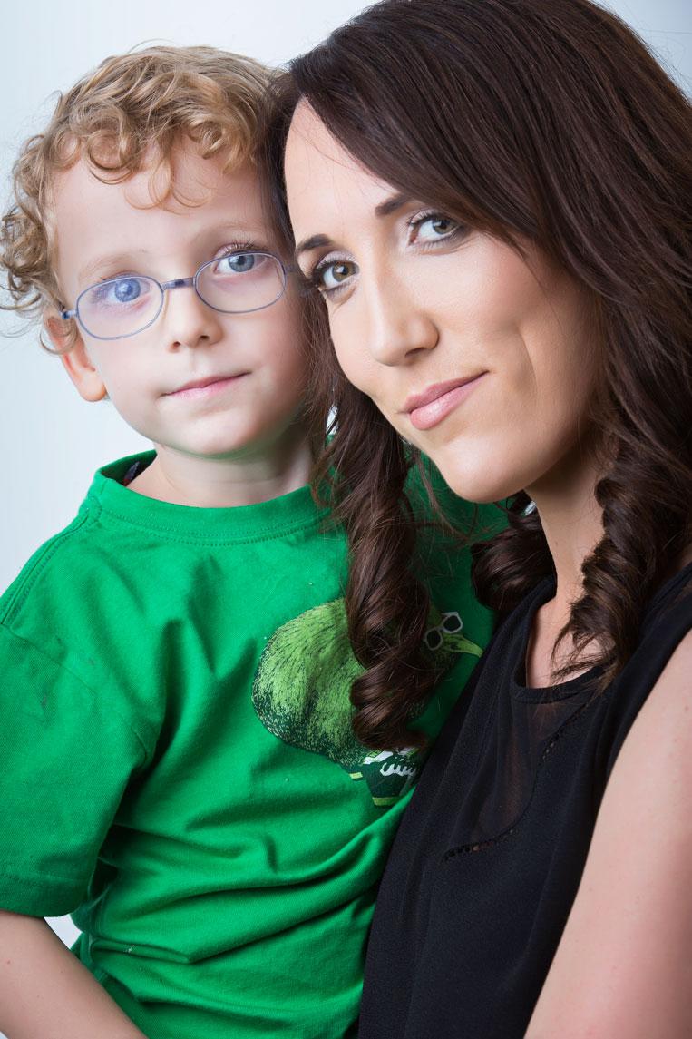 Jodi Sweetman Family Portrait