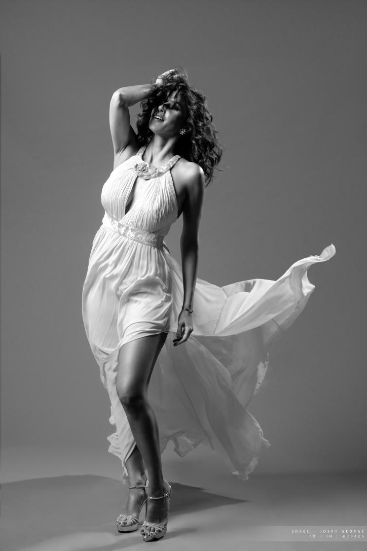 Fashion Portrait Photoshoot with Yasmine
