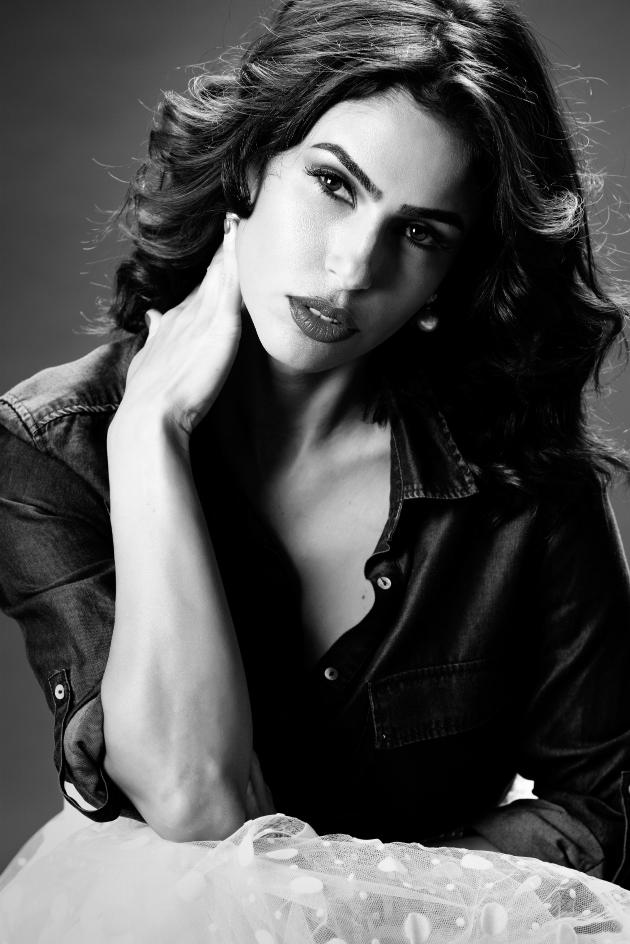 Dubai Portrait Photo shoot with Yasmin